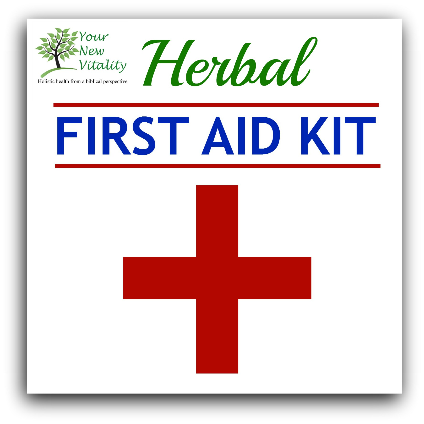 FIRST AID KIT JULIE made on picmonkey2